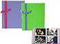 MBI Embossed Brights 2-Up 4x6 Album