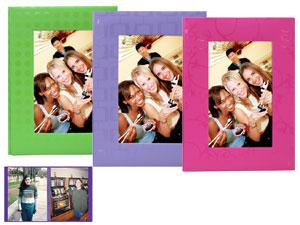 MBI Embossed Brights 1-Up 4x6 Brag Book