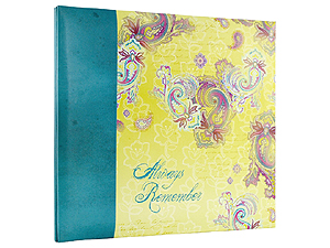 MBI Expressions Always Remember 12x12 Scrapbook