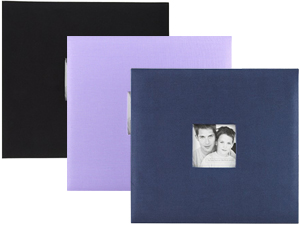 MBI Fashion Fabric 12x12 Scrapbook