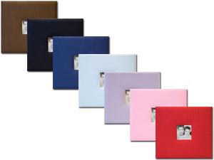 MBI Fashion Fabric 8X8 Scrapbook