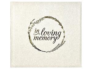 MBI In Loving Memory 12x12 Memorial Scrapbook