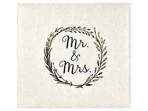MBI Mr & Mrs 12x12 Wedding Scrapbook