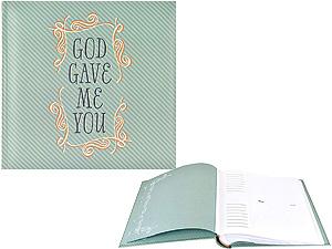 MBI God Gave Me You 4x6 Photo Album