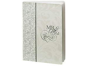 Prinz 4x6 Wedding Brag Book - Soft Cover