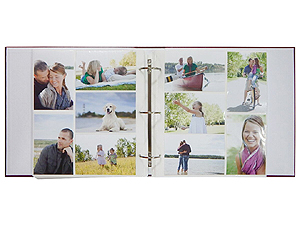Refills Pages For MBI 4x6 3-Ring Albums (5)