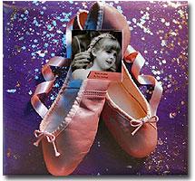 MBI 12x12 Ballet Dance Scrapbook
