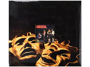 MBI 12x12 Drama Masks Scrapbook