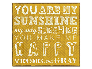 MBI You Are My Sunshine 12x12 Scrapbook