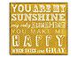 MBI You Are My Sunshine 12x12 Scrapbook