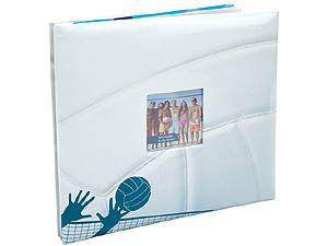 MBI 12x12 Volleyball Scrapbook