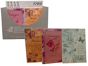 4 X 6 Mbi Flex Photo Albums With Removable Covers