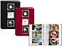 4x6 Photo Albums - 3 Photos Per Page Refillable