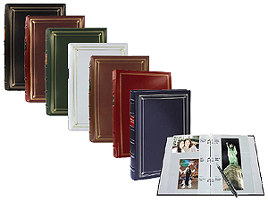 Pioneer BTA-204 Bonded Leather Photo Album