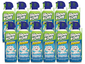 Blow Off 3.5oz Disposable Duster (Case of 12)