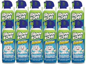 Blow Off 10oz Disposable Duster (Case of 12)