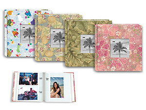 Pioneer DA-200TRP 4x6 Tropical Photo Album - 200 Pockets