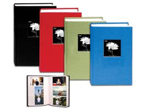 Pioneer DA-300CBF Fabric Frame Bi-Directional Album 4x6