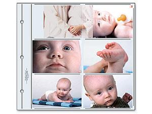 Print File 4612SC12 12x12 Print Preservers For 4x6