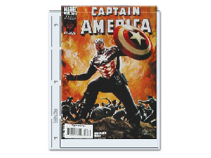 Print File 710-1C Comic Book Storage Pages (25 Pack)