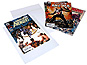 Print File 7x10 Re-Sealable Comic Book Protectors (100 Pack)