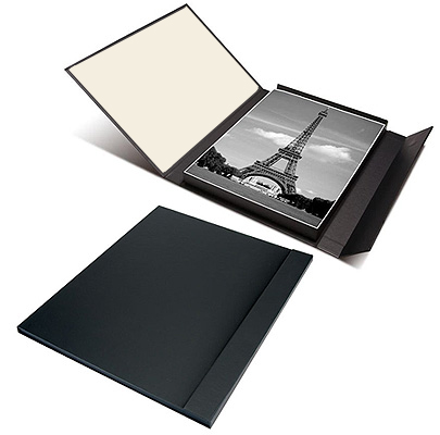 Get Smart Folio With Magnetic Closure For 8 5x11
