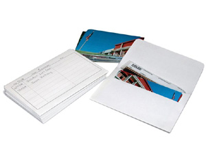 Print File Archival Photo Storage Envelopes 25 Pack