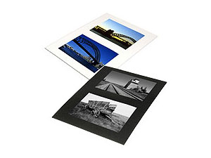 Print File 8.5x11 Scrapbook Insert Paper (12 Pack)