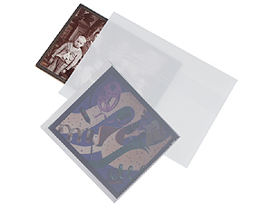 Glassine Envelopes For 4x5 (1000 End Opening)