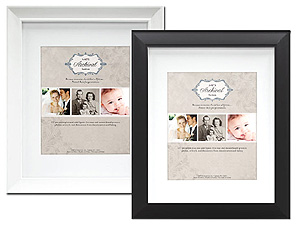 MCS Archival Series Picture Frame 16x20 for 11x14