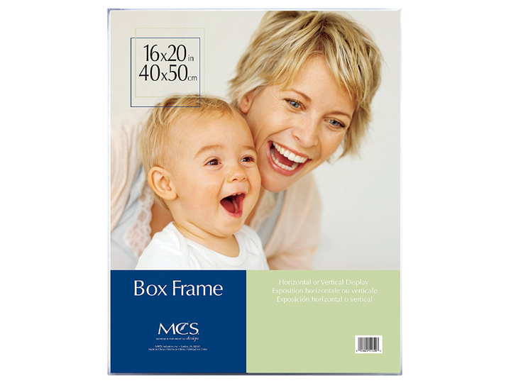 MCS Acrylic Box Frame 16x20
