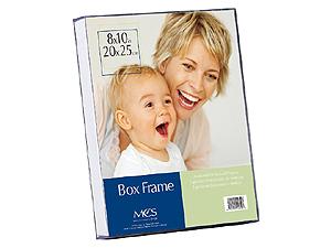 MCS Acrylic Box Frame 8x10