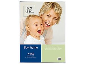 MCS Acrylic Box Frame 18x24