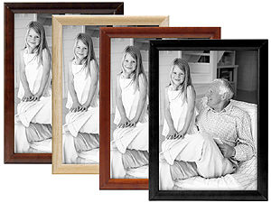 MCS 4x6 Bullnose Tabletop Picture Frame