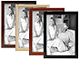 MCS 8x10 Bullnose Tabletop Picture Frame