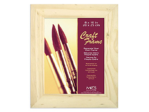 MCS 8x10 Craft Picture Frame
