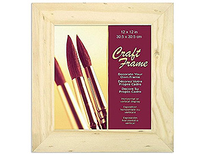 MCS 12x12 Scrapbook Craft Picture Frame