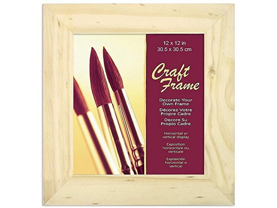 Mcs 12x12 Craft Scrapbook Frame Acrylicframedoublevertical