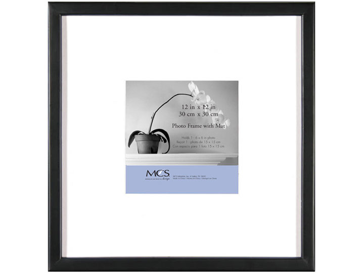 MCS 12x12 East Village Frame w/One 6x6 Mat Opening