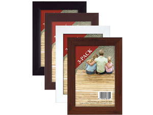 MCS 4x6 Economy Flat Top Picture Frame (3 Pack)