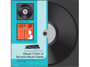 MCS Format Record Album Frame