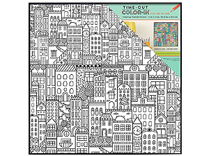 MCS 12x12 Time-Out Color-In Format Frame