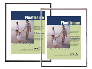 MCS 8x10 Floating Frame