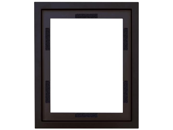 MCS Canvas Float Frame 8x10 Black