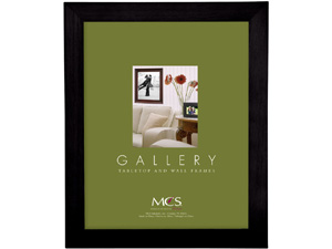 MCS 5x7 Gallery Flat Top Wood Picture Frame