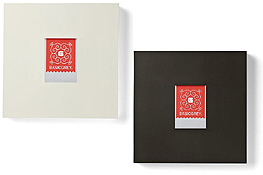 BasicGrey Designer Picture Frame 18x18 For 5x7