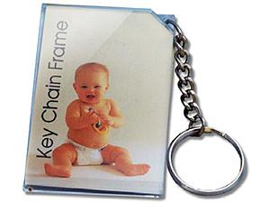 Saflin Acrylic Keychain Frame For 2x3