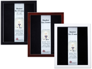 Lawrence Deep Shadow Box Display Frame 8x10