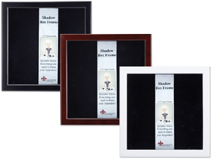 Lawrence Deep Shadow Box Display Frame 8x8