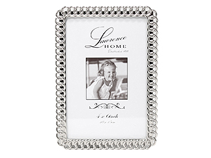 Lawrence 4x6 Eternity Rings Frame